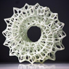 Shapeways.com is first globally to offer anyone the ability to       3D print objects in Glas