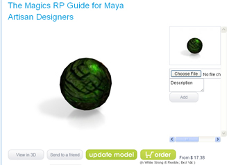 Shapeways Tutorial Color VRML Tutorial for Magics