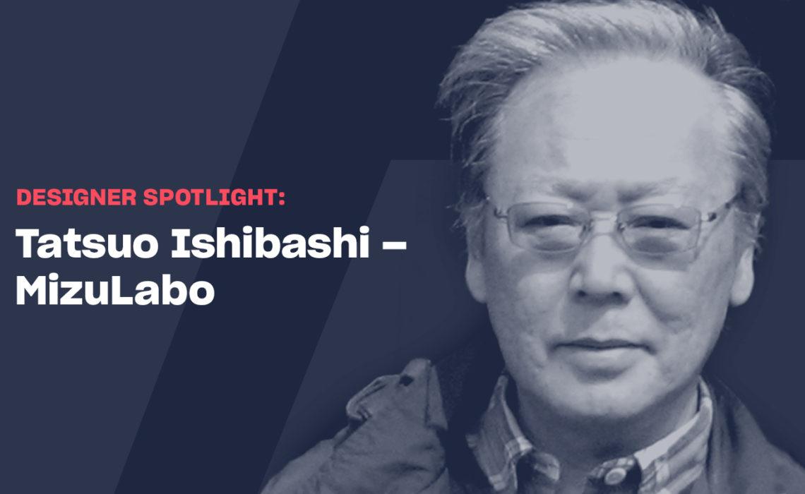 Designer Spotlight: Tatsuo Ishibashi