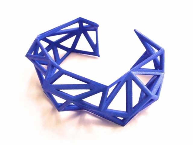 3D Printed Cuffs