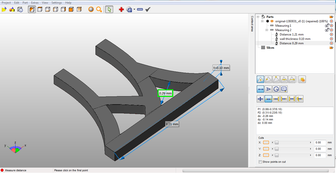 5 Tips to help you 3D print your models with Netfabb - Shapeways