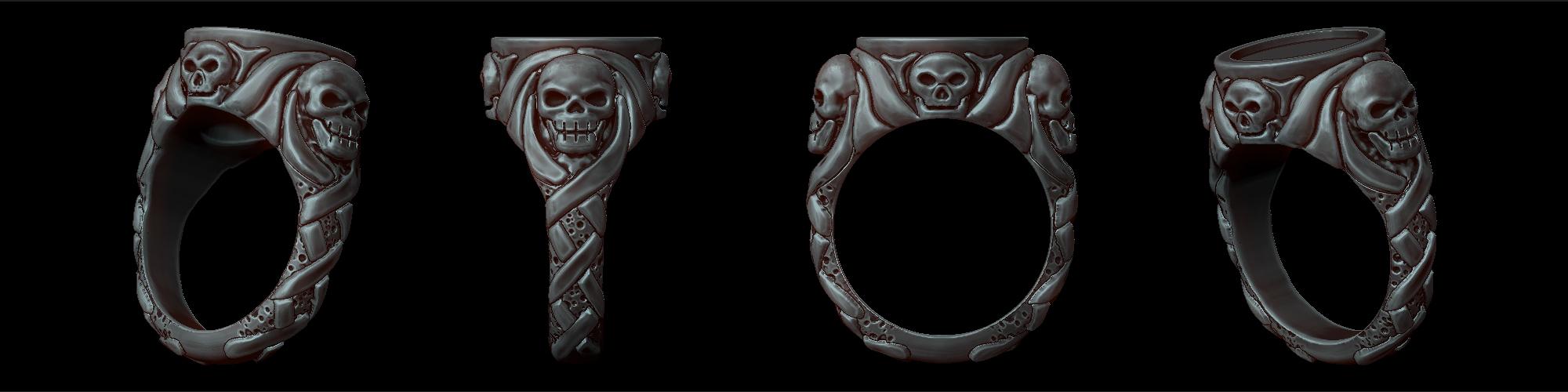 Jack Sparrow Skull