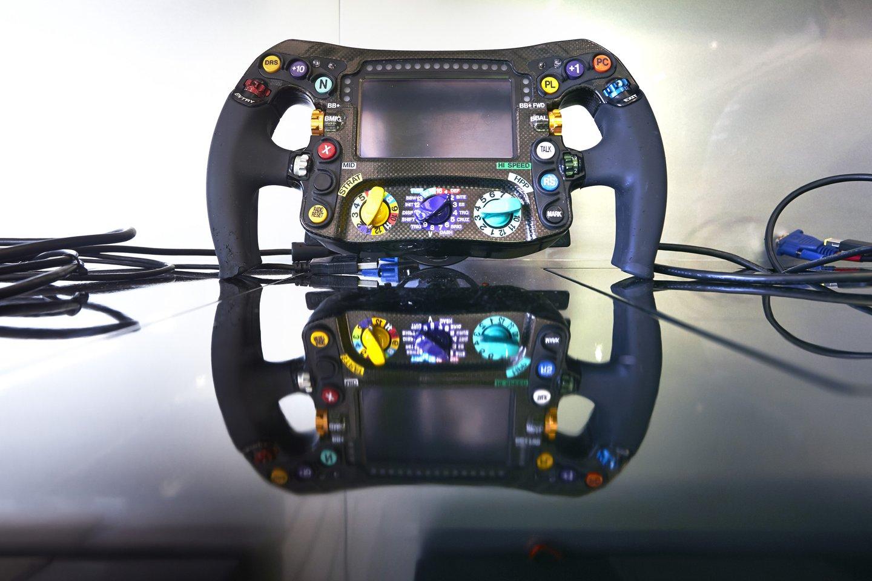 Formula 1 Steering wheel | Shapeways 3D Printing Forums