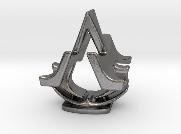 Assassins Creed And Templar Logo Shapeways 3d Printing Forums
