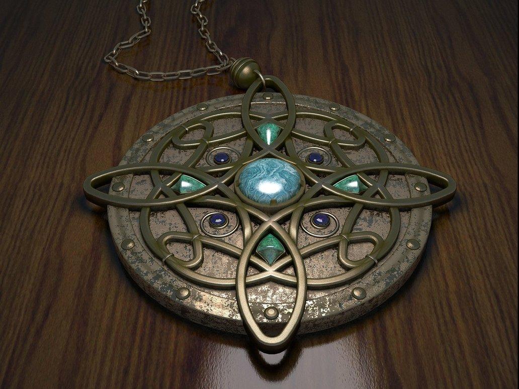 Amulet of Mara by Ugrik on DeviantArt