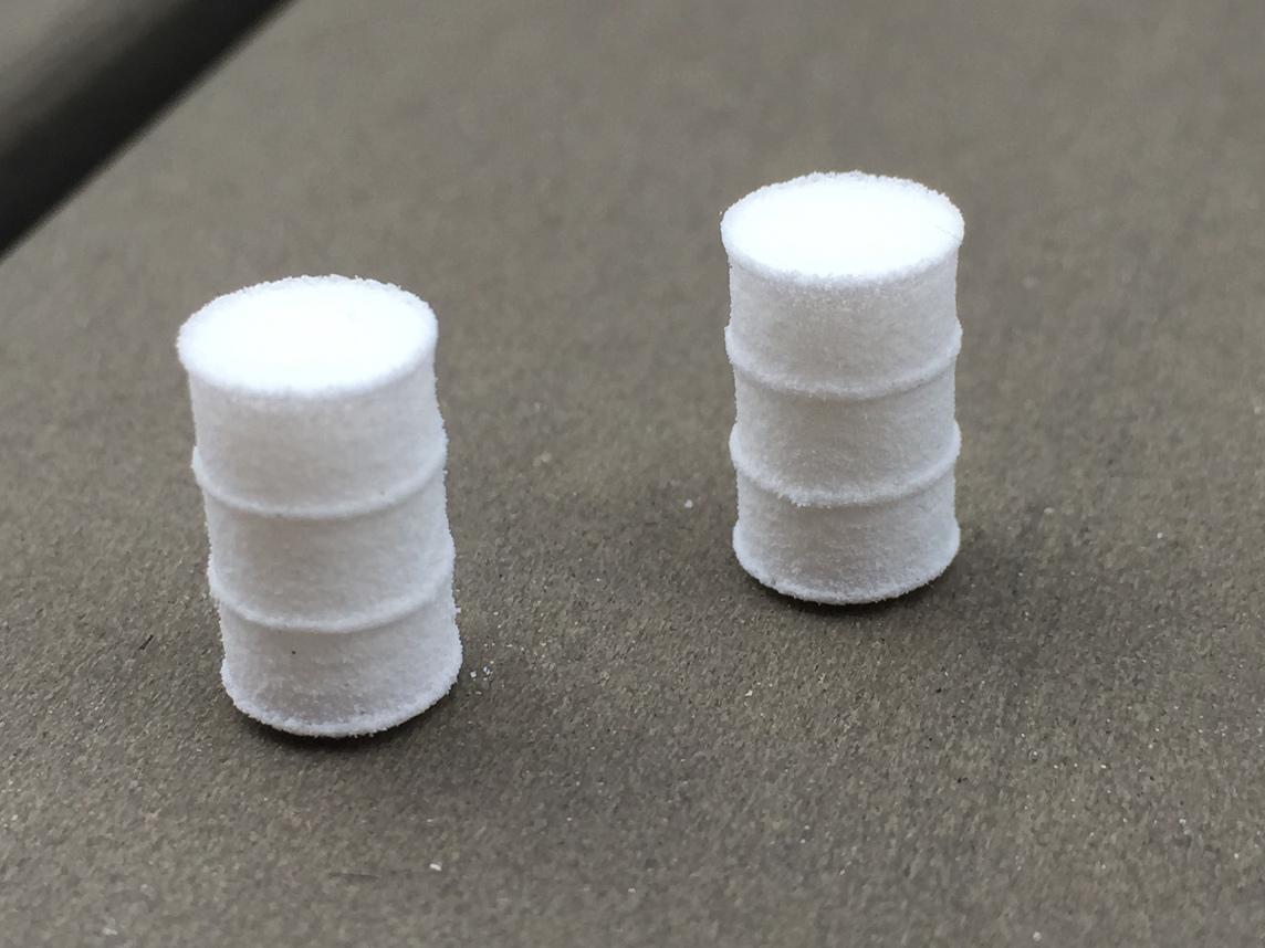 More model railway pieces | Shapeways 3D Printing Forums