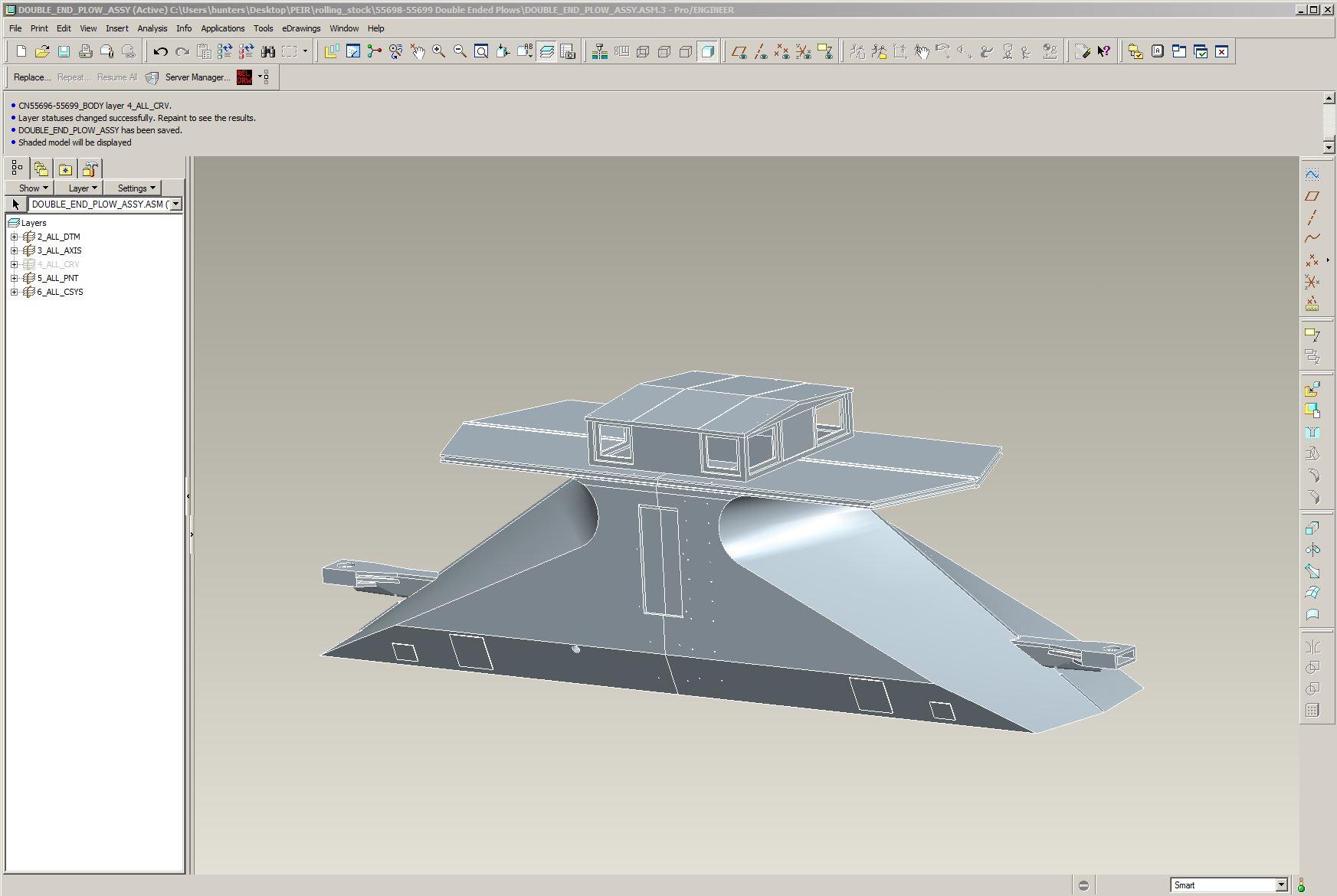 HO Scale CNR Snowplows | Shapeways 3D Printing Forums