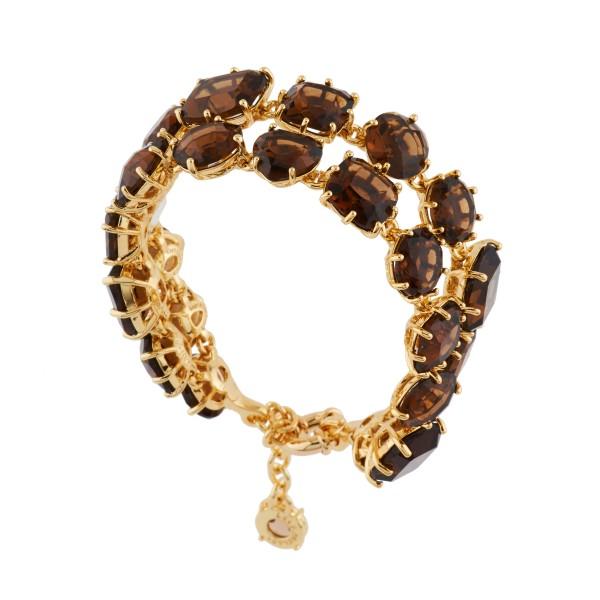 double-row-bracelet-la-diamantine-173cm-smoky-quartz.jpg