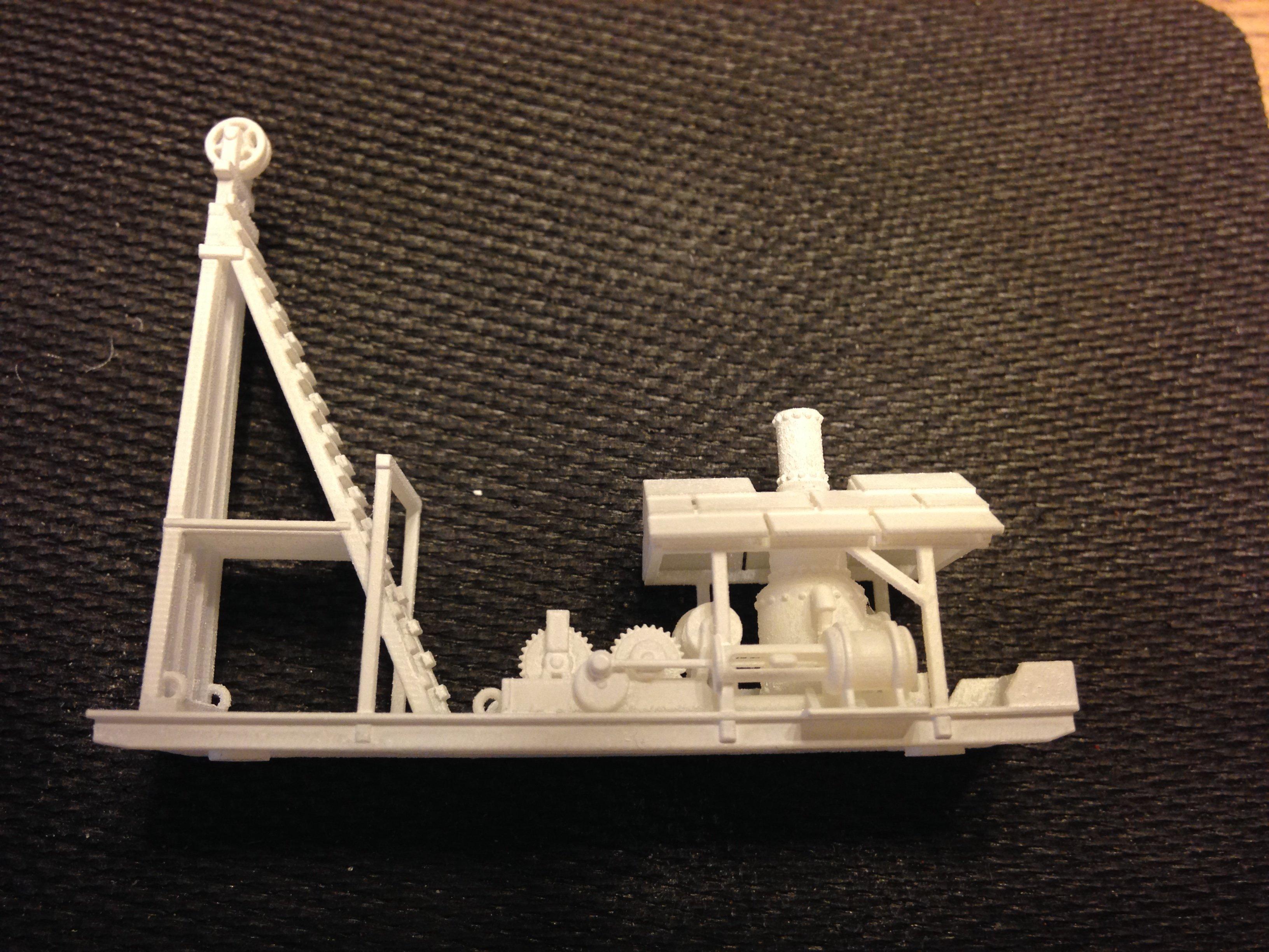 Rivet Details - Ho Scale | Shapeways 3D Printing Forums