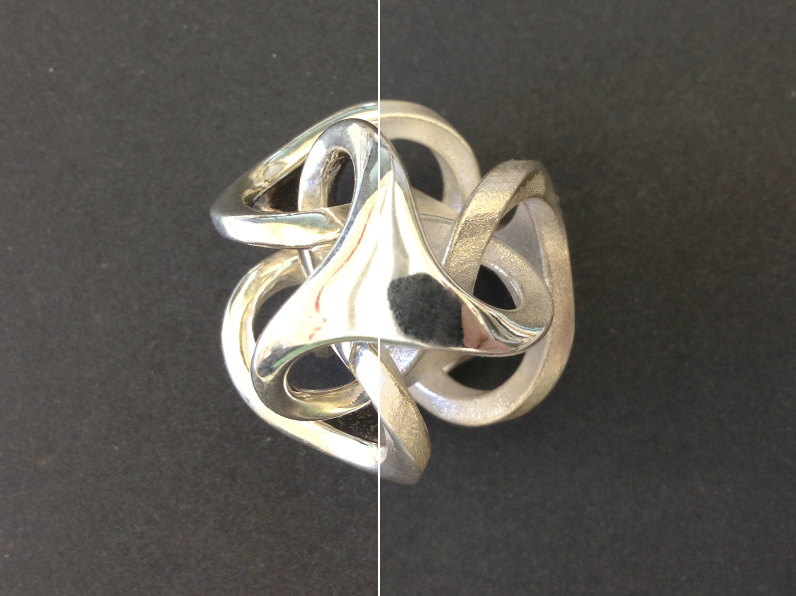Sterling Silver 3d Printing Material Information Shapeways